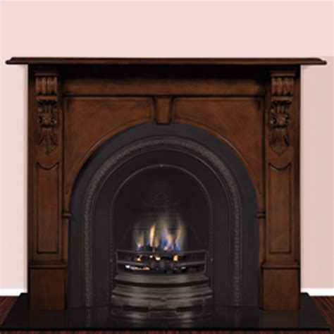 buy a real flame evandale mantelpiece fireplace in melbourne