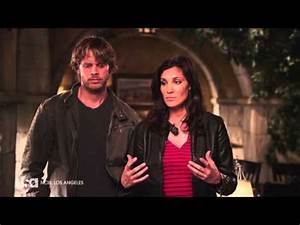 VIDEO: Daniela Ruah & Eric Christian Olsen on NCIS: LA S5 ...