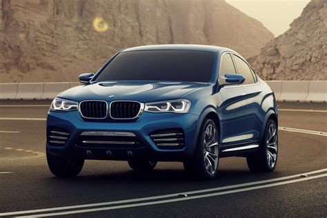 BMW X4 Concept - New Photo Gallery