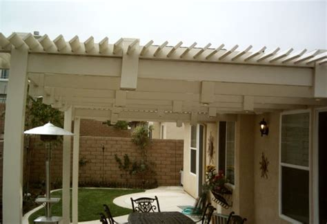 louvered top vinyl patio covers styles orange county