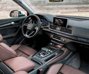 Audi Q5 Interieur : essai audi q5 2017 que vaut le suv premium audi q5 rival du mercedes glc challenges ~ Voncanada.com Idées de Décoration