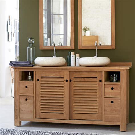 meuble cuisine salle de bain meuble salle de bain exotique inspirations et cuisine