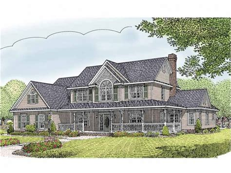 5 bedroom country house plans eplans country house plan five bedroom country 2984 square feet and 5 bedrooms from eplans