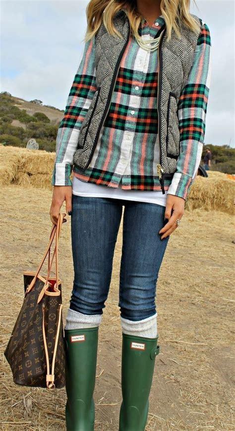 25 Outfits para los días lluviosos   Tú en línea   Pretty ...