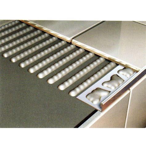 18 5mm stainless steel marine square edge tile trim