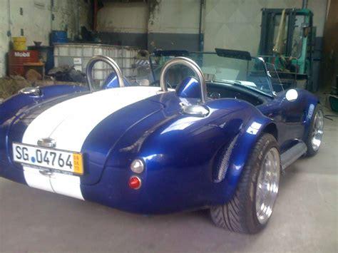 kit car bausatz front ac shelby cobra bausatz kit replika ph 246 nix