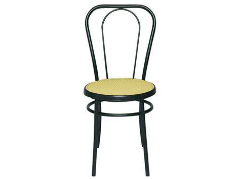 chaise de bistrot blanche chaises bistrot chez conforama