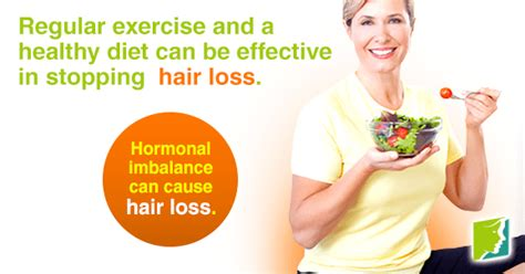 Stop Hair Loss | Menopause Now