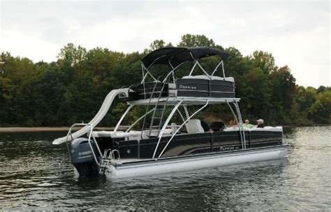 double decker from premier sure to turn heads pontoon