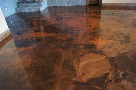 5 decorative concrete floors every homeowner needs
