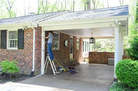 building  garage  carport pergola house building
