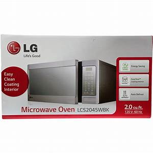Microwave Oven Size Chart  U2013 Bestmicrowave