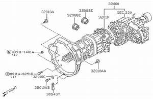 Manual Transmission  Transaxle  U0026 Fitting For Nissan Zna