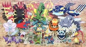 shiny pokemon oras primal images