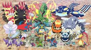 Shiny Pokemon Oras Primal Images | Pokemon Images