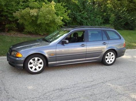 Sell Used 2000 Bmw 323i Touring Wagon In Huntley, Illinois