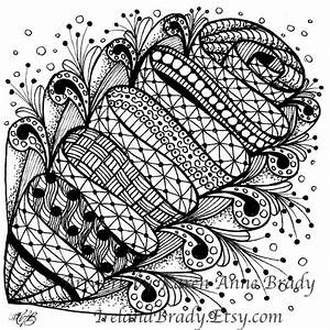 zentangle patterns zentangle zentangles patterns With zentangle tile template