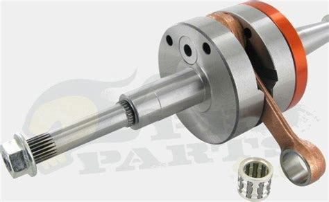 stage6 hpc 12mm crankshaft peugeot ludix pedparts uk