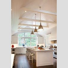 Kitchen Cathedral Ceiling  Kitchen  Smith River Kitchens
