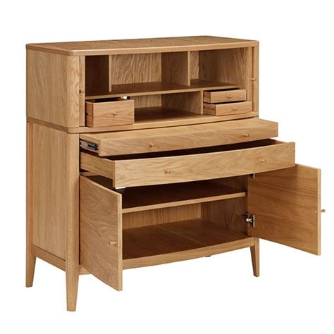 marks and spencer bureau wexford bureau from marks spencer modern desks housetohome co uk