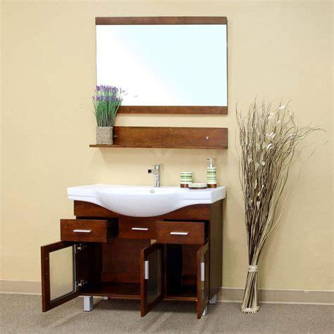 Modern Bathroom Single Sink Vanity by Modern Single Sink Vanity Cabinet In Bathroom Vanities
