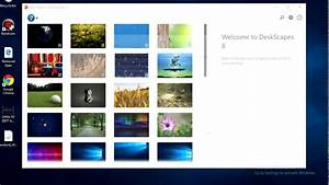 How to set video or live wallpaper to windows 10