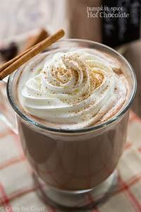 Homemade Hot Chocolate Mix {Pumpkin Spice Hot Chocolate ...