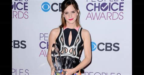 Emma Watson, Meilleure Actrice Dramatique Aux People's