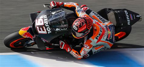 motogp  pre season test box repsol