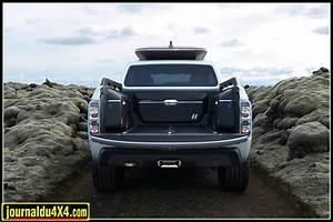 4x4 Renault Pick Up : renault alaskan pick up concept ~ Maxctalentgroup.com Avis de Voitures