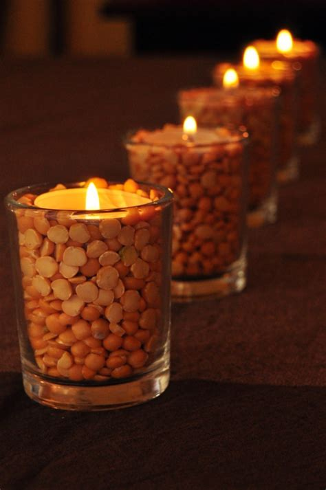 Candle Corn Wrap by 20 Decorative Diy Thanksgiving Candles