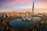 Seoul, South Korea HD Wallpaper | Background Image ...