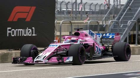 force india renamed  racing point  lance stroll