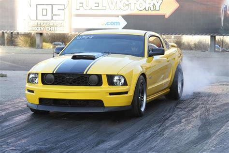 2005 Screaming Yellow Ford Mustang GT Pictures, Mods ...
