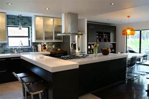 t shaped kitchen islands the most popular kitchen island shapes home decor help home decor help