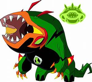 Information about Spitter Ben 10 Omniverse - yousense info