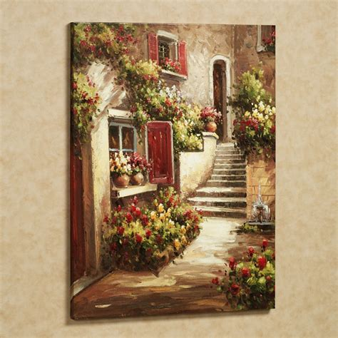 Wall Art Ideas Design  Traditional Veneus Italian Wall