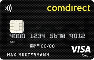 Comdirect Visa Abrechnung : alle kreditkarten in der bersicht jetzt vor und ~ Themetempest.com Abrechnung