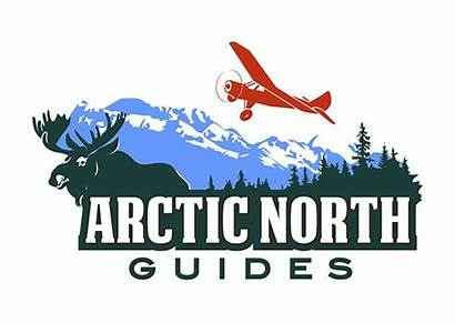 Alaska Outfitter Logos Custom Arctic Fishing Guides