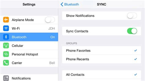 how to sync iphone to car how do i transfer my iphone contacts to my car