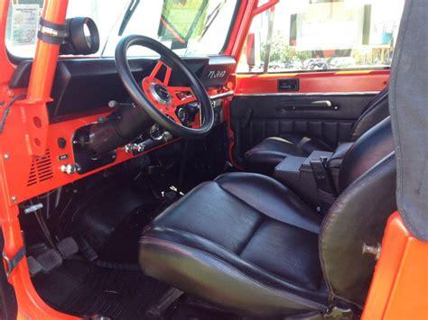 cj jeep interior jeep cj7 interior image 199
