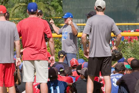 tampa baseball outreach score international