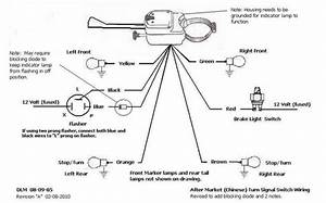 Turn Switch Wiring Diagram