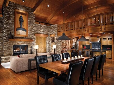 modern rustic style   perfect blend