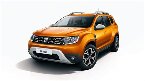 2018 Dacia Duster Official Image Photo