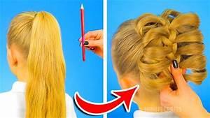 12 greitai padaromų šukuosenų mergaitėms (video) PasMama lt