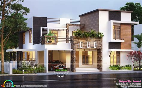beautiful contemporary style residence 32 lakhs in 2019