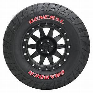 general tires grabber 31x1050r15c 109q srl With red letter tires general