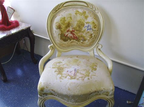 french provincial style chair from the statesville chair