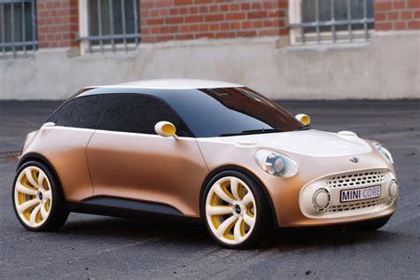 Mini Core Design Concept Shows What A Nonretro Cooper